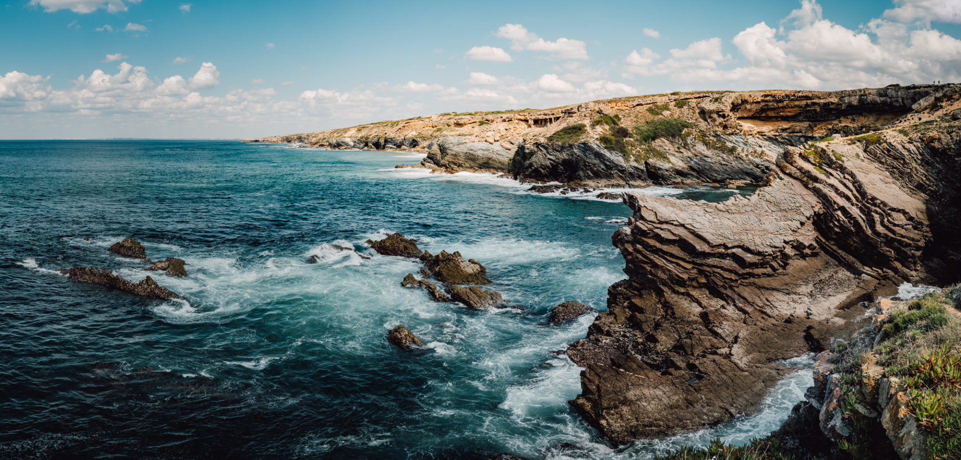 Atlantikküste in Portugal
